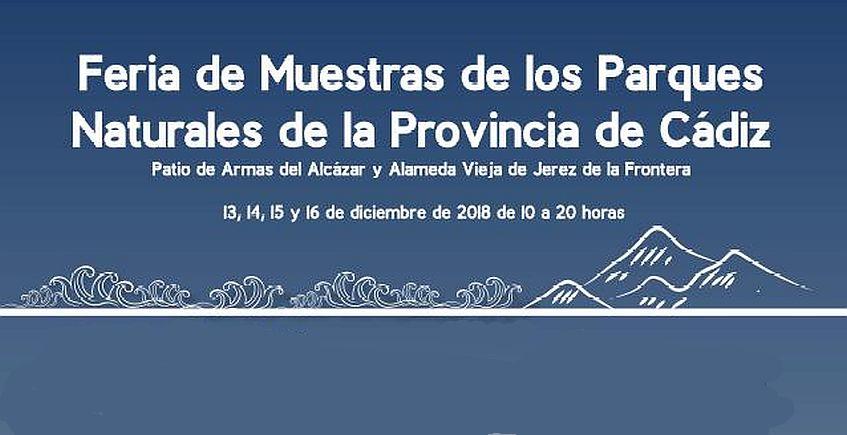 Del 13 al 16 de diciembre. Jerez. Feria de Muestras de los Parques Naturales de la provincia