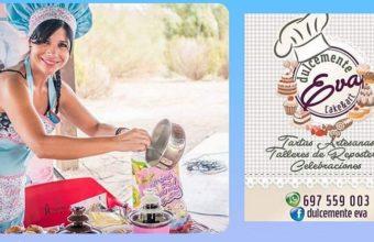 Calendario de talleres de repostería creativa para niños y adultos en Dulcemente Eva de Chiclana