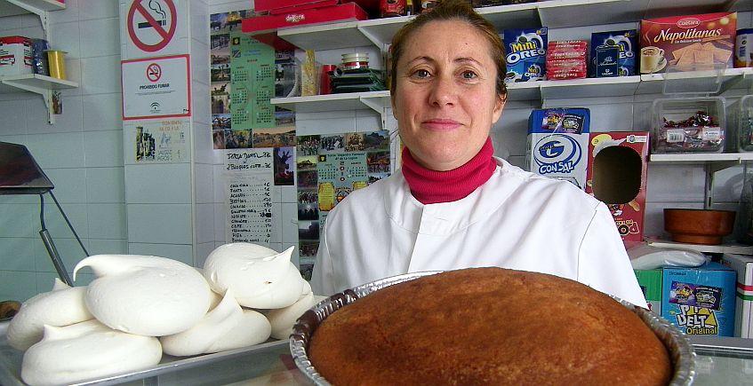 Pastelería Virgen del Carmen (Mari Pepa)