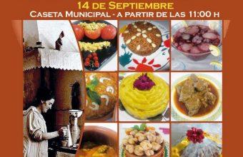 El 14 de septiembre, Concurso Gastronómico Provincial Villa de Puerto Real