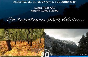 Feria de Muestras del Parque Natural de Los Alcornocales en Algeciras del 30 de mayo al 2 de junio