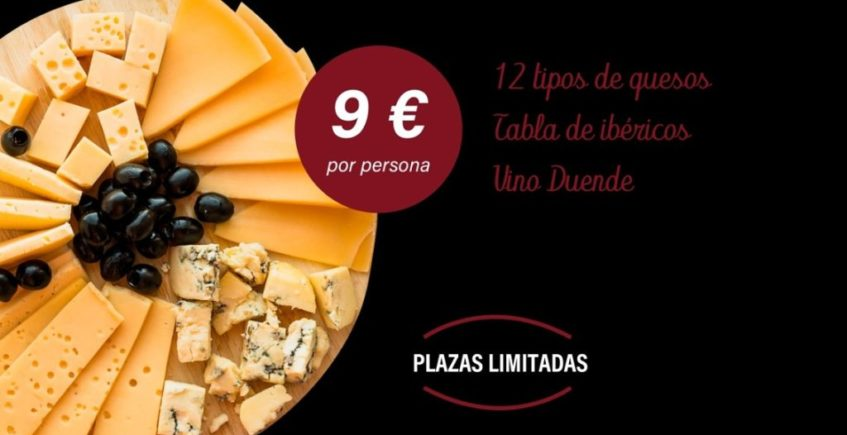 Cata de quesos en El Puerto
