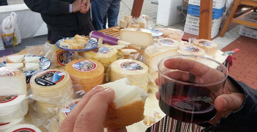 Rota reúne los días 9 y 10 de noviembre a 16 queserías de toda Andalucía