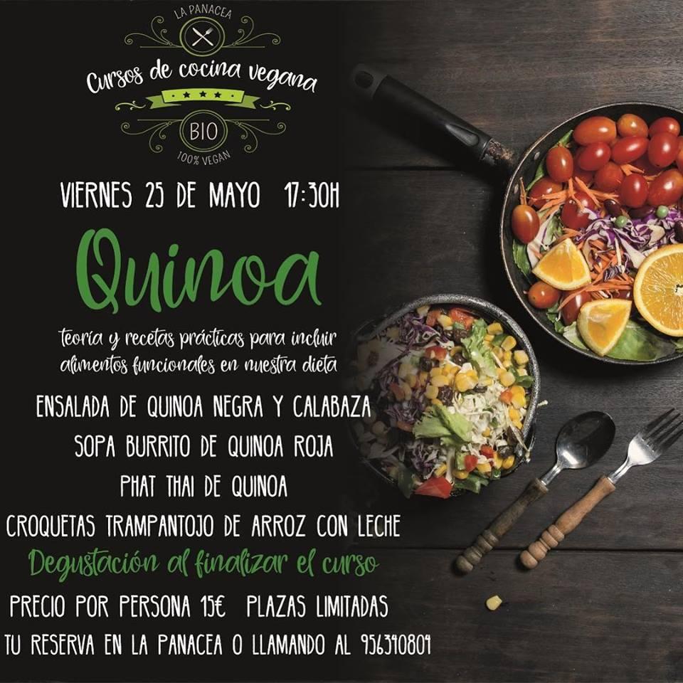 quinoa mayo 2018