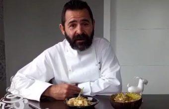 Raviolis La Fresquita rellenos de queso de cabra y picarninas 'Sabor a Sierra de Cádiz'