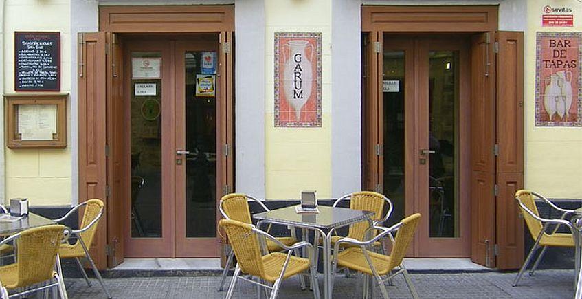 Los menús de Navidad 2019 de Garum de Cádiz