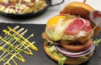 Jornadas dedicadas a las hamburguesas premium en el Fogón de Mariana