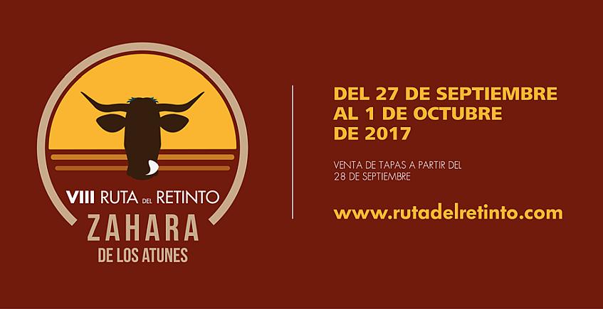 La ruta del retinto volverá a Zahara desde el 27 de septiembre