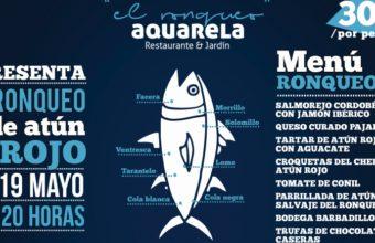 19 de mayo. El Puerto. III Ronqueo de atún en Aquarela