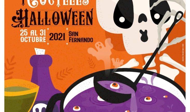 Ruta de la tapa y cócteles de Halloween en San Fernando