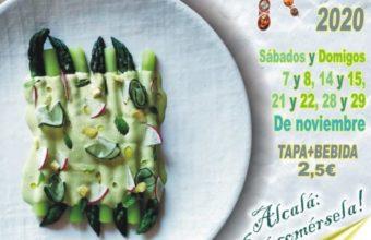 Alcalá del Valle celebra su X Ruta de la Tapa del 7 al 29 de noviembre