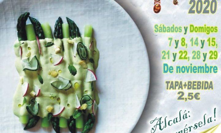 Aplazado: Alcalá del Valle celebra su X Ruta de la Tapa del 7 al 29 de noviembre