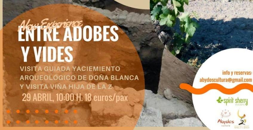7 de mayo. El Puerto. Visita al Poblado de Doña Blanca