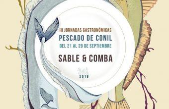Jornadas del Pescado de Conil dedicadas a Comba y Pez Sable del 21 al 29 de septiembre