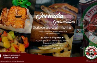 Jornadas gastronómicas Sabores del Norte en Lito's Corner