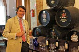 Cata de vinos de Jerez conmemorativos