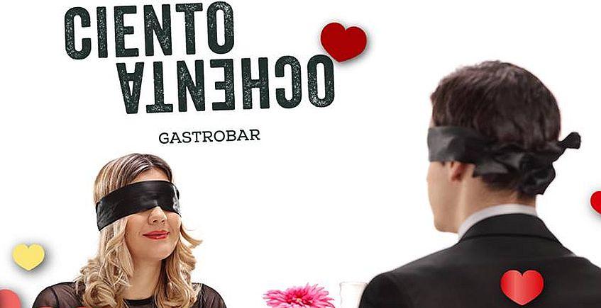 14 de febrero. Algeciras. Cena a ciegas por San Valentín en 180º Gastrobar
