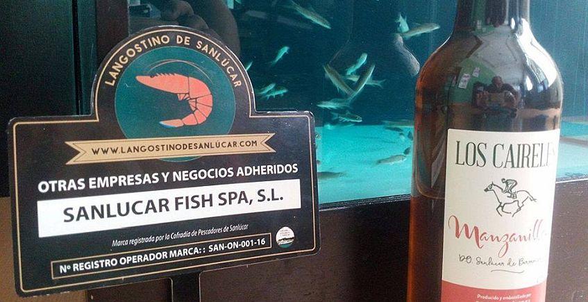 29 de junio al 31 de agosto. Sanlúcar. Jueves con langostinos y manzanilla en Fish Spa
