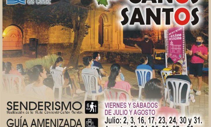 Noches temáticas en Caños Santos