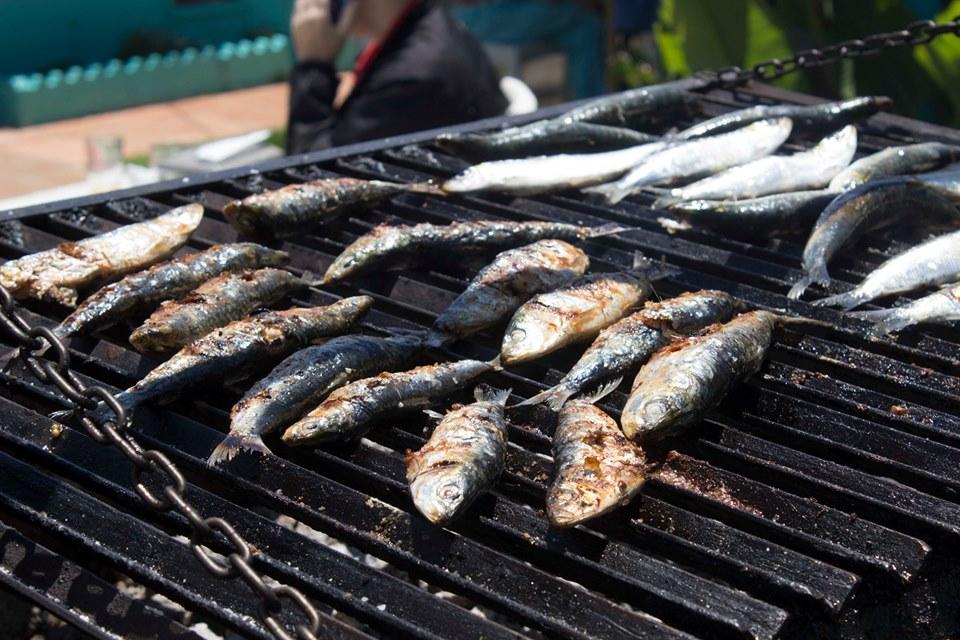 Los pescados a la brasa, una de las especialidades del establecimiento. Todas las fotos han sido cedidas por el chiringuito.