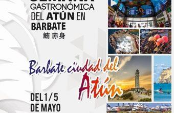 Del 1 al 5 de mayo. Barbate. XII Semana Gastronómica del Atún