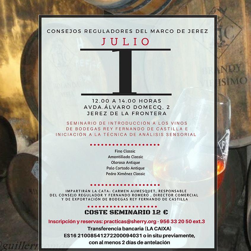 Seminario Rey Fernando de Castilla