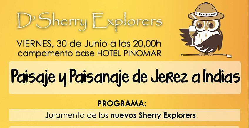 30 de junio. El Puerto. Carmen Borrego Plá hablará del Paisaje y Paisanaje de Jerez a Indias