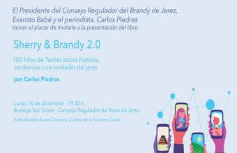 Presentación del libro Sherry & Brandy 2.0