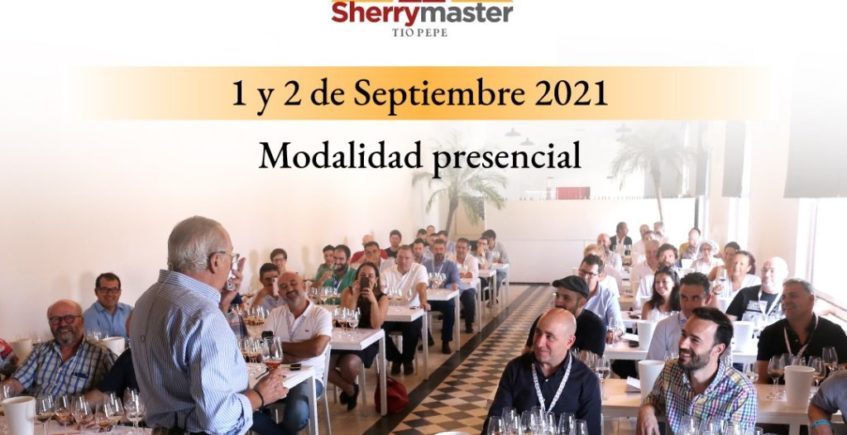 SherryMaster presencial en González Byass