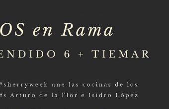 9 y 11 de octubre. Jerez. Intercambio de cocinas entre Tiemar y Tendido 6