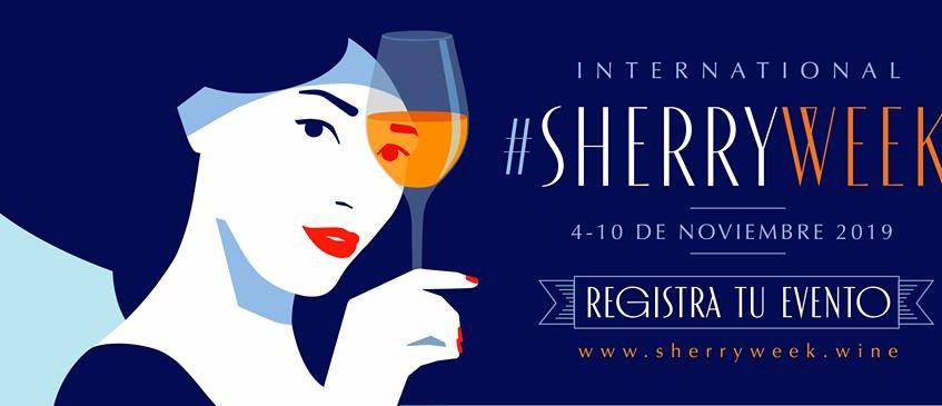 Sherry Week del 4 al 10 de noviembre