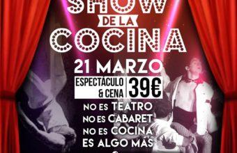 Nuevo show de la cocina en Canela & Clavo (suspendido)