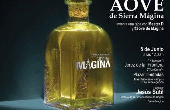 Clase Magistral de AOVE con Sierra Mágina en Jerez el 5 de junio