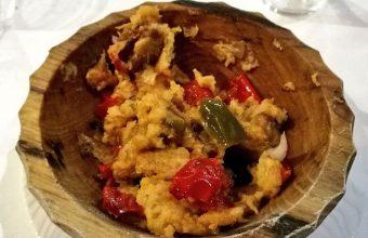 La sopa tomate del restaurante El Campanero