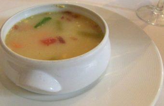 La sopa de picadillo de El Duque de Medina
