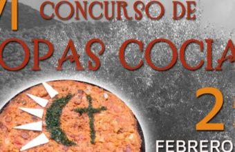 25 de febrero. Benamahoma. Concurso de sopas cocías