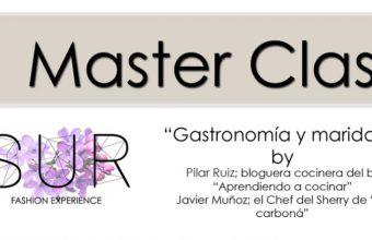 17 de marzo. Jerez. Clase magistral de Pilar Ruiz y Javier Muñoz