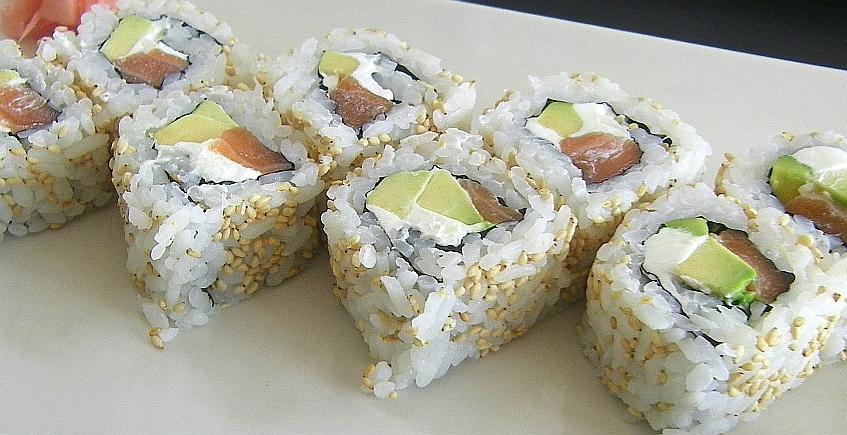 19 y 20 de mayo. Rota. Jornadas de sushi