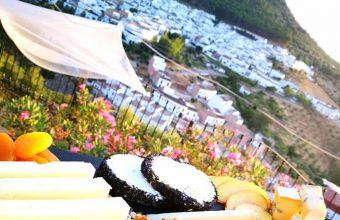 Menú degustación y flamenco en La Piscina de El Gastor