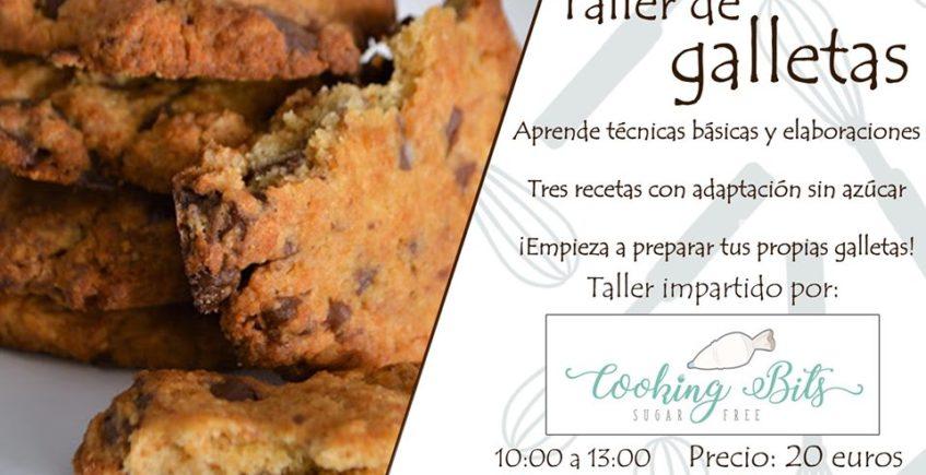 Taller de galletas en La Buhardilla