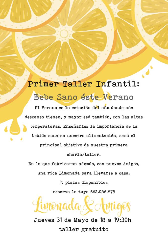 taller limonada