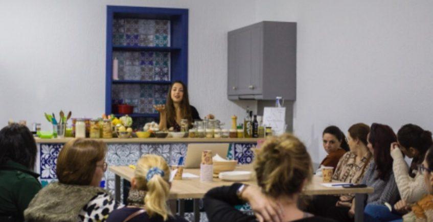 Talleres de cocina saludable, panes sin gluten y repostería en La Buhardilla (suspedidos)