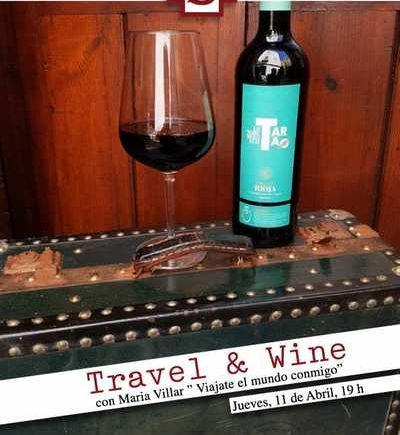 11 de abril. Tarifa. Encuentros con vino