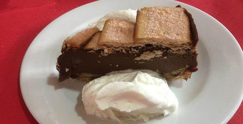 Las tartas del bar La Gallega