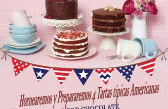 Elaboración de dulces americanos