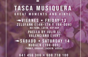 """""""Musiqueo y comideo"""" en Tasca Talaván de Rota"""