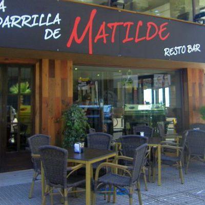 La Parrilla de Matilde