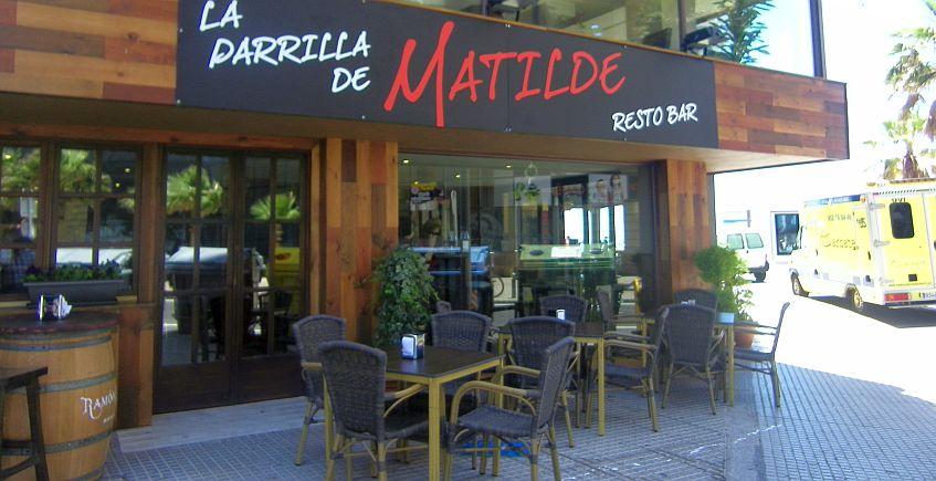 Establecimiento La Parrilla De Matilde Restaurante Bar En