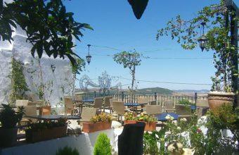 1 de julio al 30 de agosto. Vejer. Brunch los fines de semana en la terraza de La Tarantella