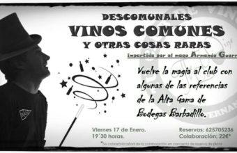 Cata de la alta gama de Barbadillo en The Wine Room Club de Vinos